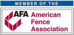 Member of the American Fence Association