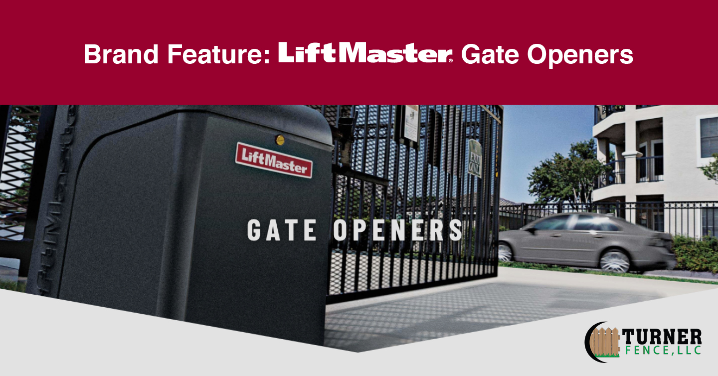 Brand Feature: LiftMaster Gate Openers