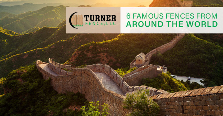 6 Famous Fences From Around the World