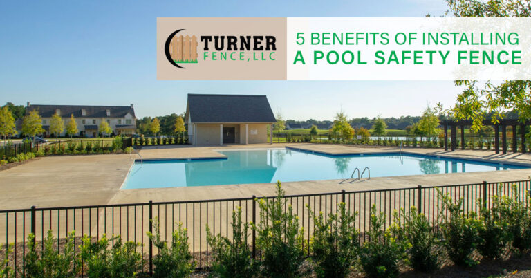 Read more about the article 5 Benefits of Installing a Pool Safety Fence